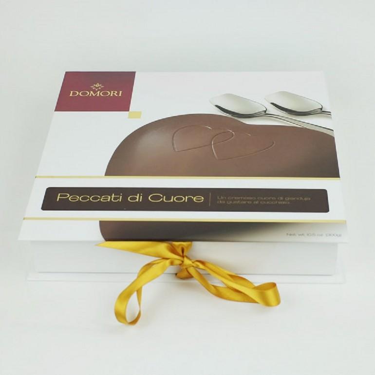 Gianduja chocolate Heart...