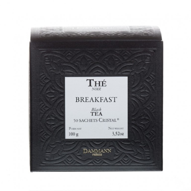 Tè Nero Breakfast - 50 Sachets