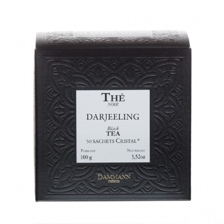 Black Tea Darjeeling - 50...