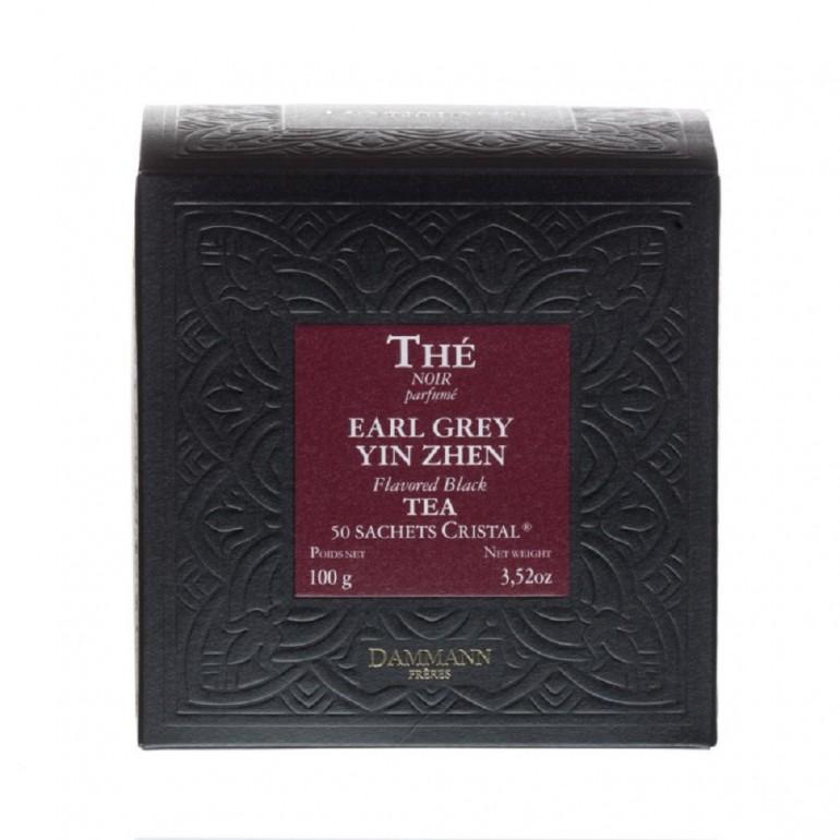 Tè Earl Grey - 50 sachets