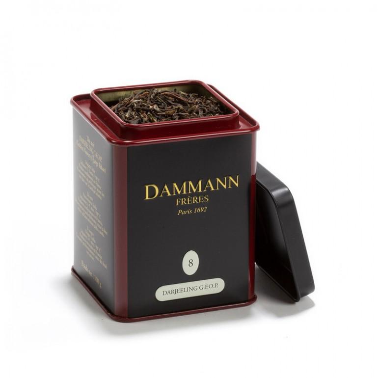 Black Tea Darjeeling - 100...