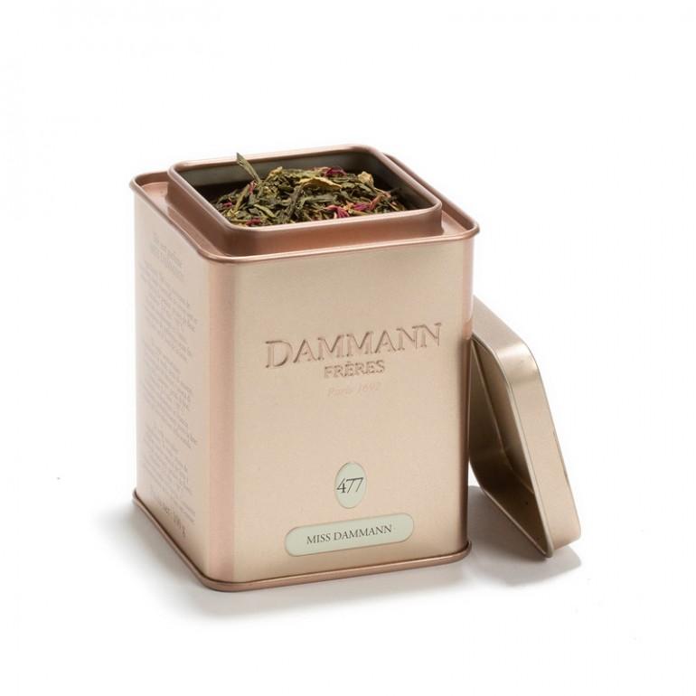 Tè Verde Miss Dammann -...