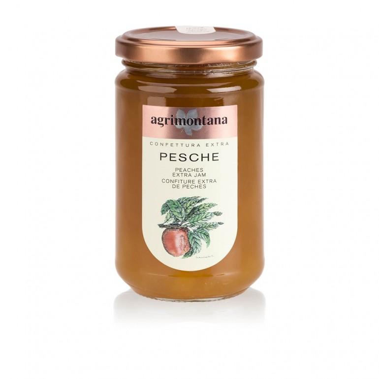 Peaches Extra Jam...
