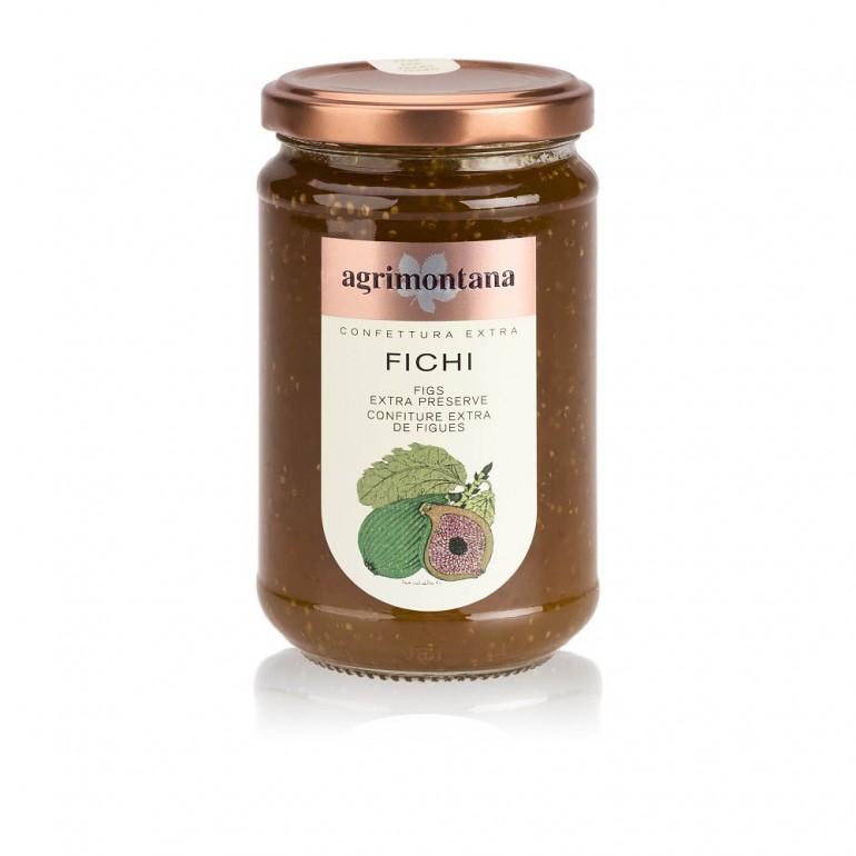 Figs Extra Jam Agrimontana...