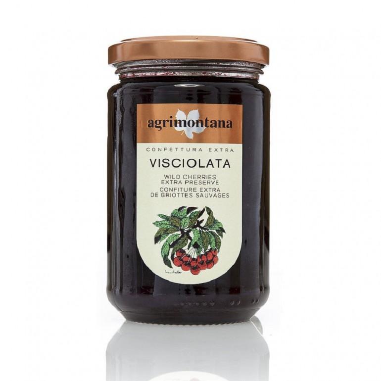Sour Cherries Extra Jam...