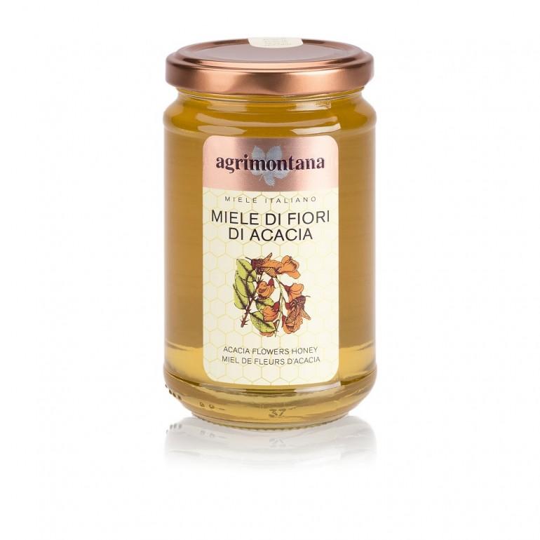 Miele di fiori d'acacia - 400g