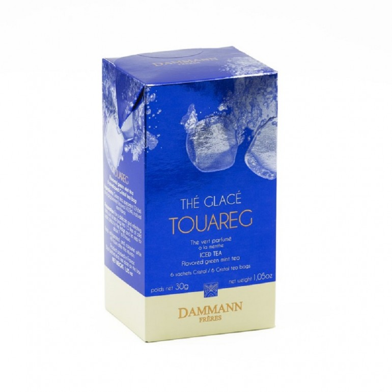 Iced tea Touareg Dammann...