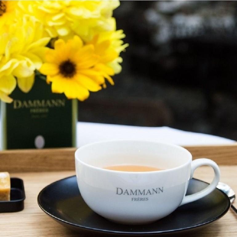 Kit colazione con Dammann...