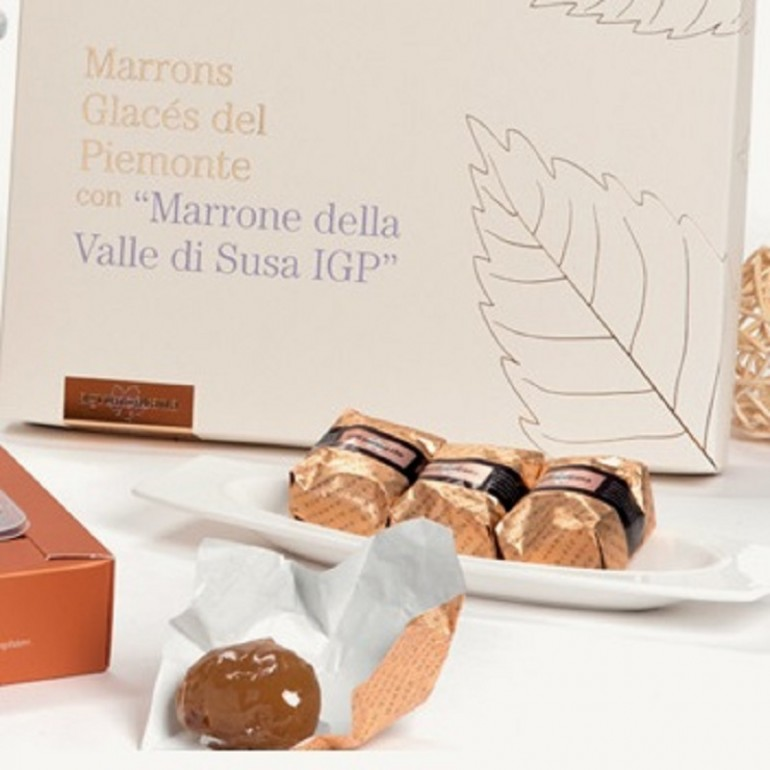 Marrons Glacés from Val di...