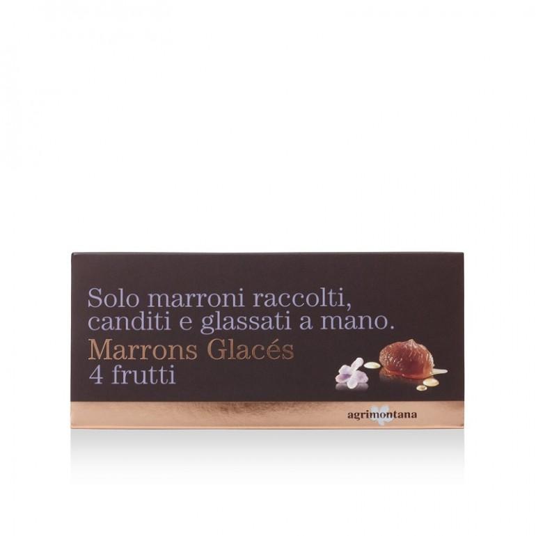 Marrons Glacés 4 Frutti...