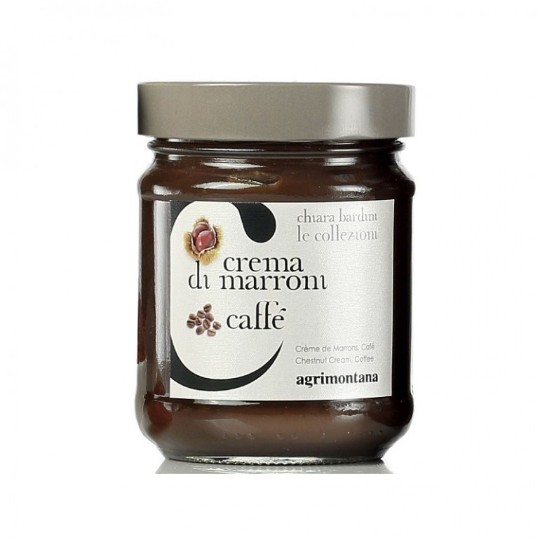 Chestnuts and Coffee Cream...