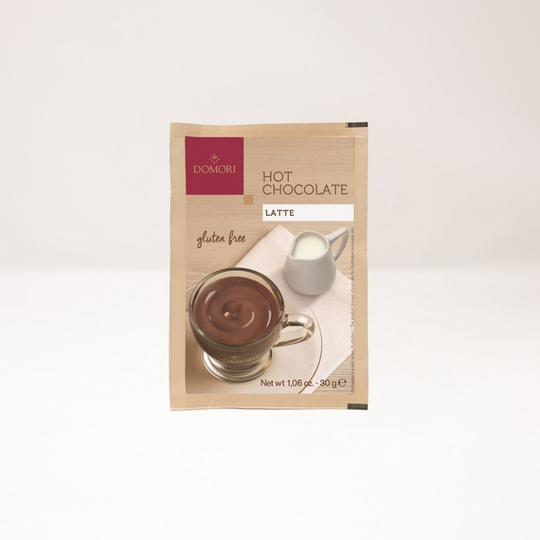 [NEW] Hot milk chocolate...