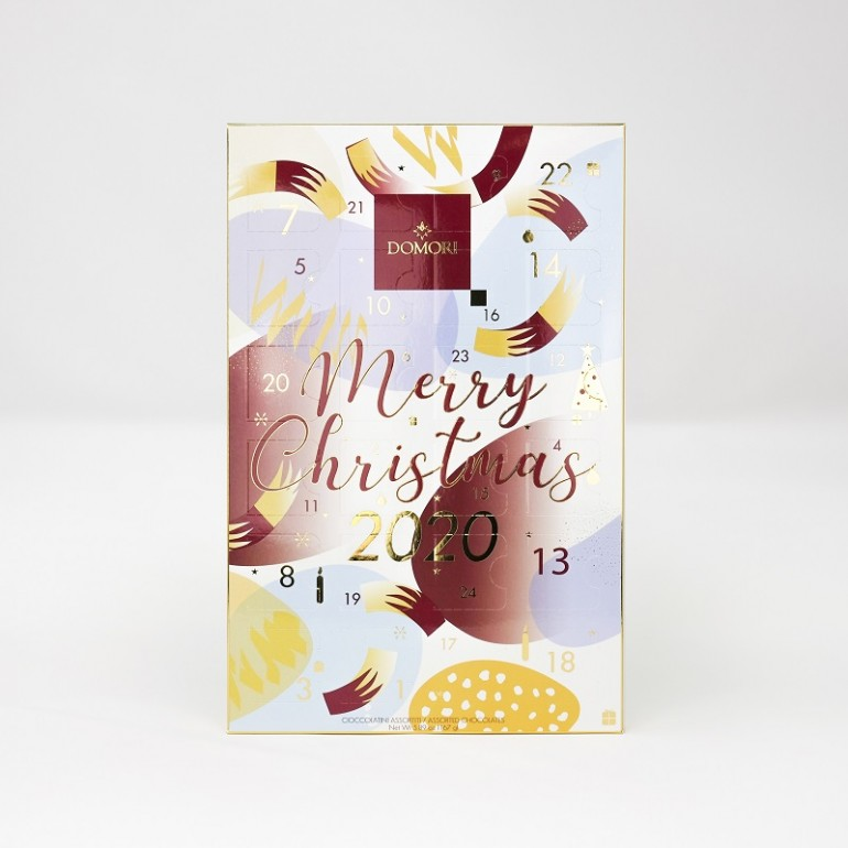 [NEW] Domori Advent Calendar