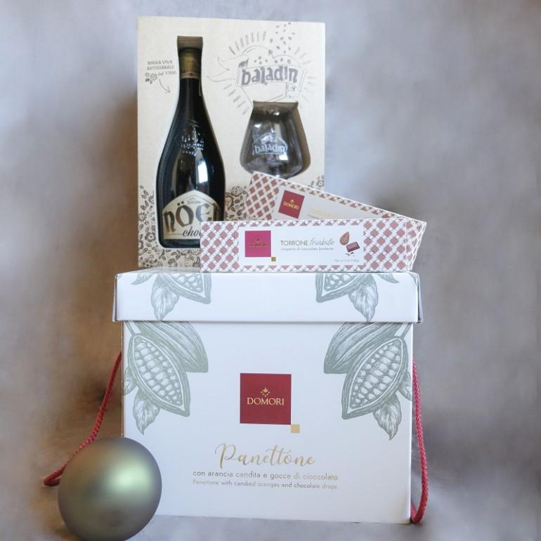 Christmas Basket Rigel -...