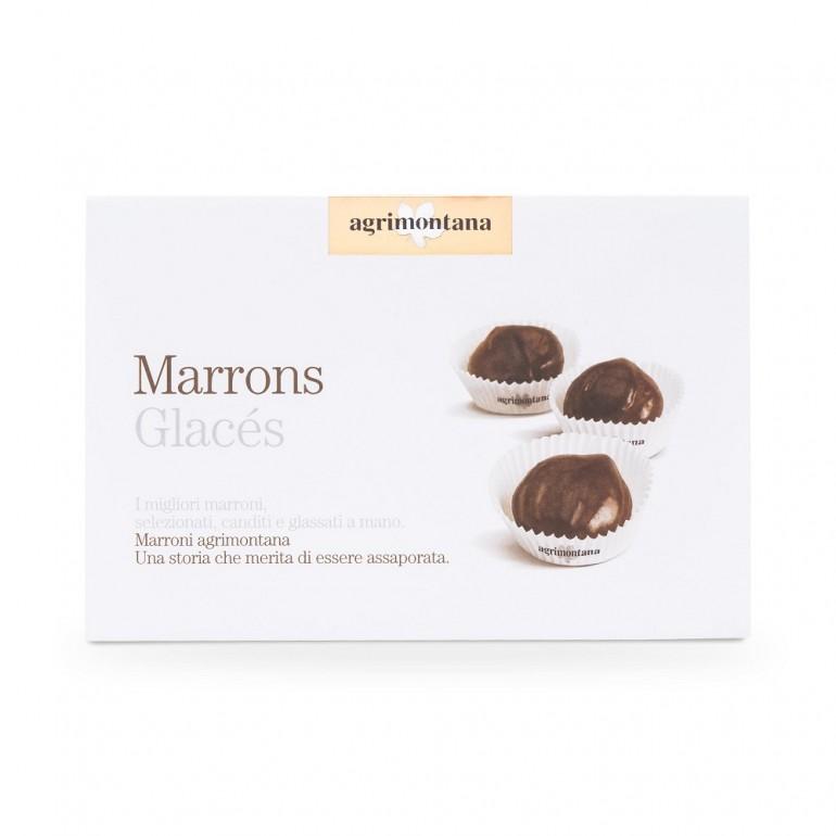 Marrons Glacés enveloped in...