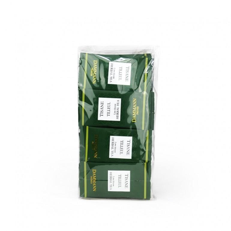 Tè Tilleul - 50 filtri Cristal
