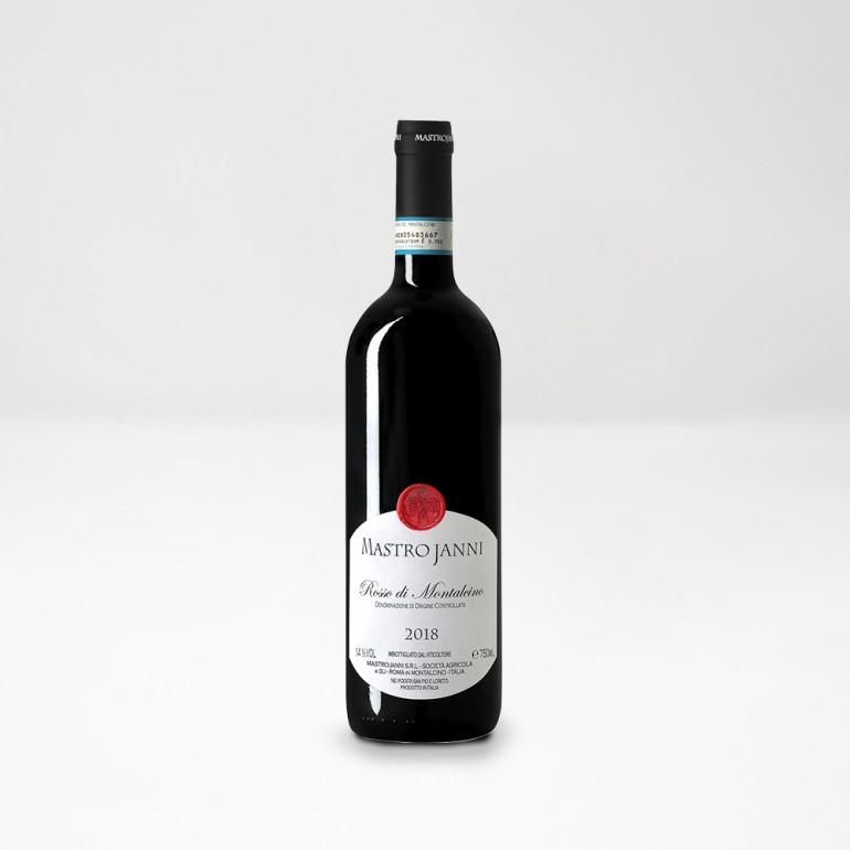 Rosso di Montalcino 2018 -...