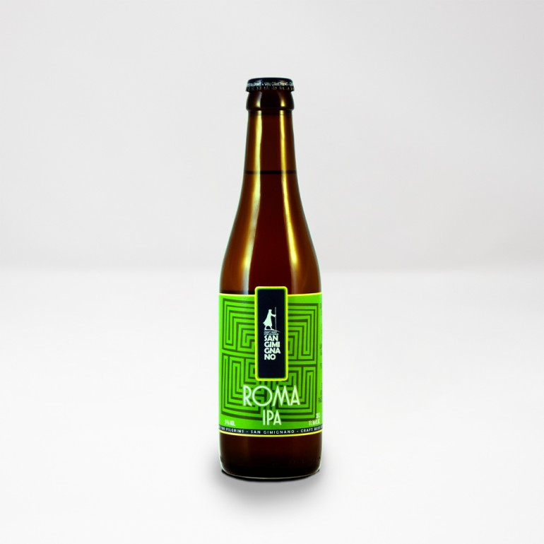 Beer I.P.A. Roma - 33cl -...