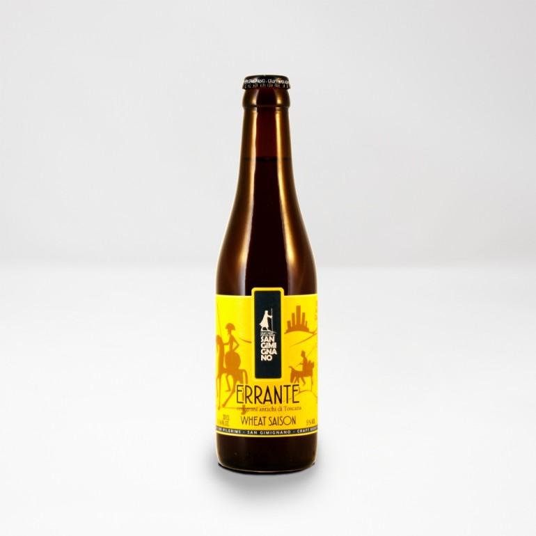 Beer Blanche Errante - 33cl...