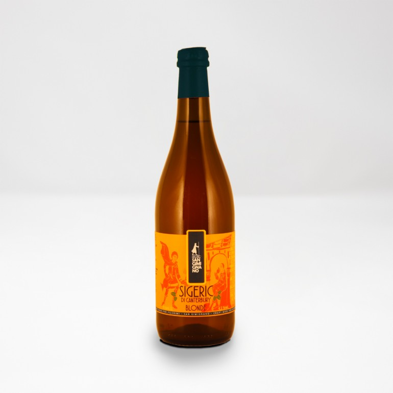 Blonde Beer Sigeric - 75cl...