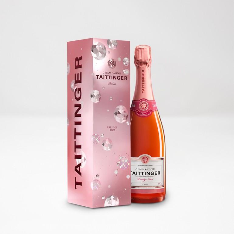 Brut Prestige Rosé - 75 cl...