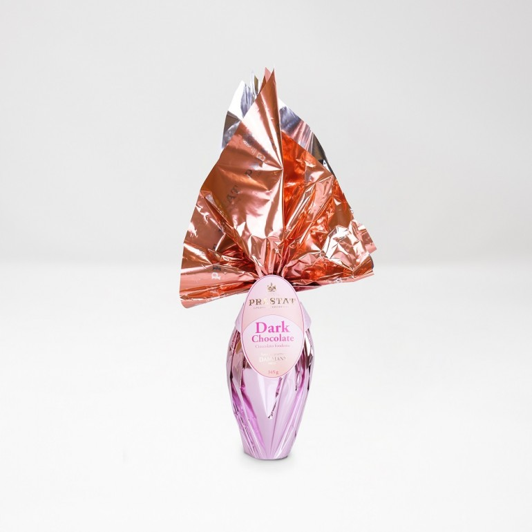 Prestat's Dark chocolate...