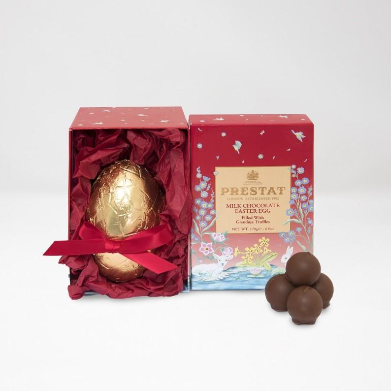 Milk Chocolate Easter egg...