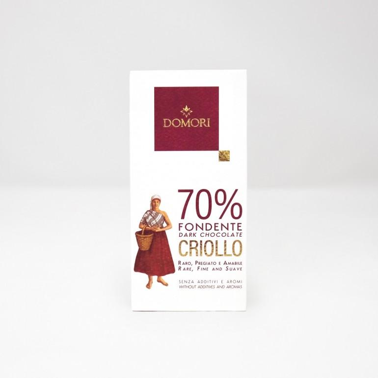 BLEND LINE CRIOLLO 70% BAR...