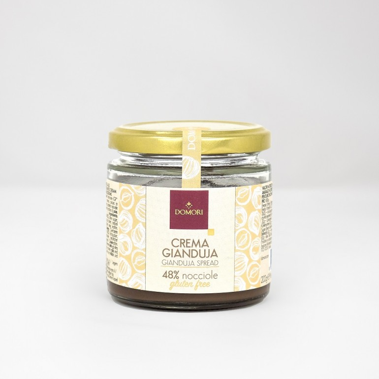 Crema spalmabile Gianduja -...