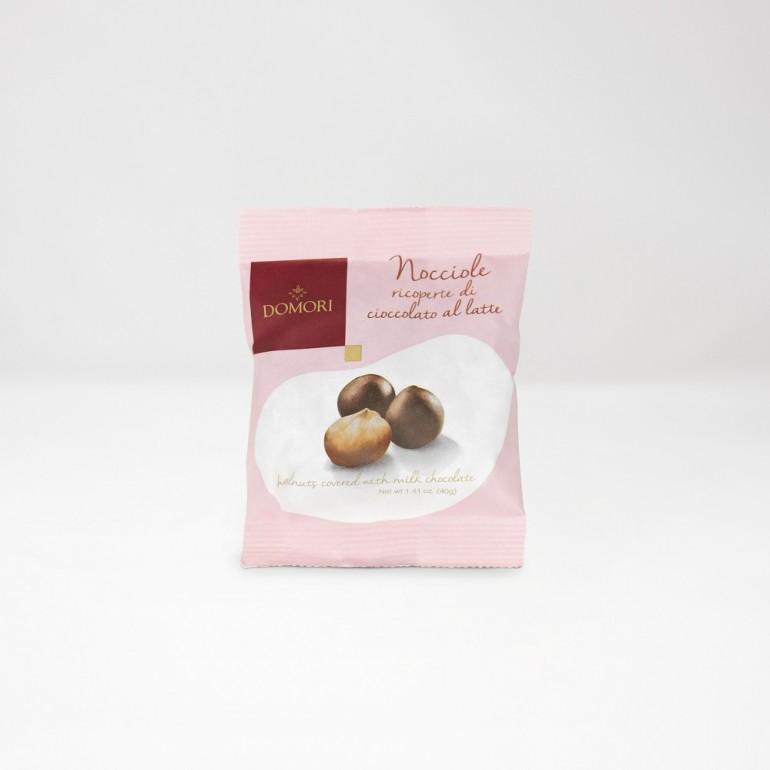 Coated Hazelnuts - 40g
