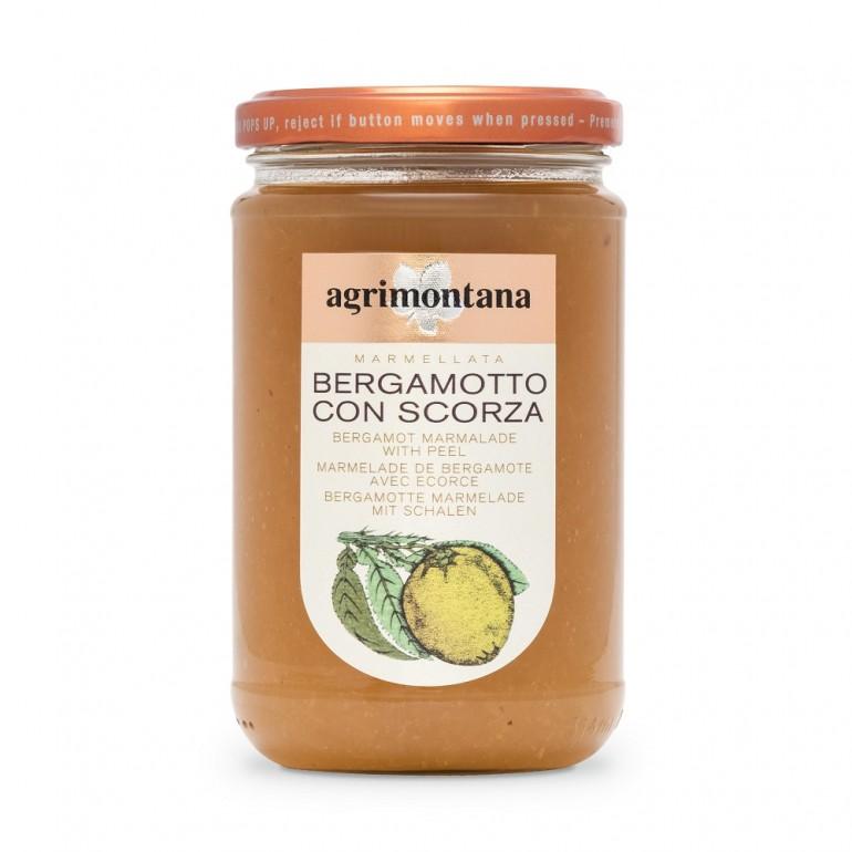 Bergamot Marmalade...