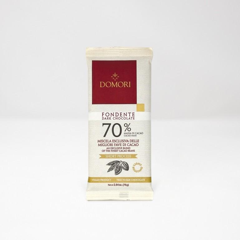 Dark Chocolate Bar 70% - 75g