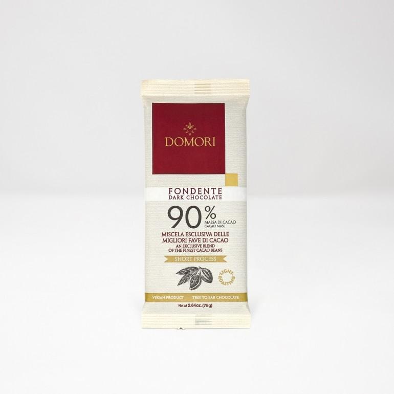 Tavoletta Fondente 90% - 75g