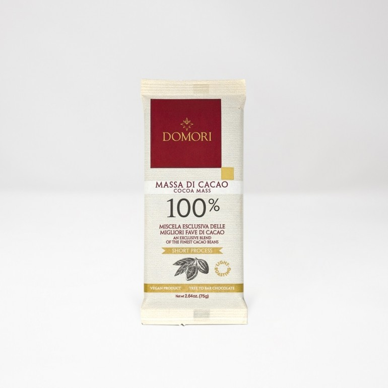Cocoa Mass 100% - 75g