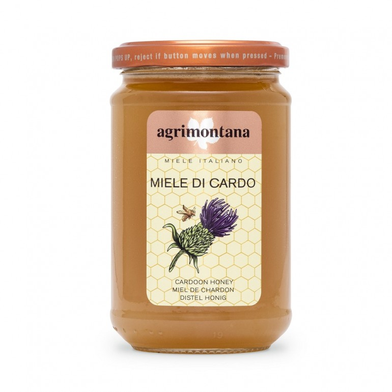 Cardoon honey - 400g...