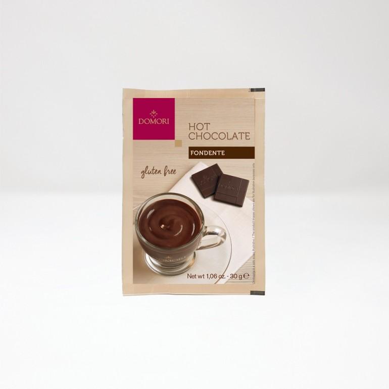 Dark hot chocolate powder -...