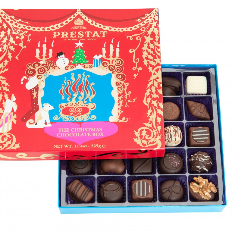 Christmas Red Box - 25...