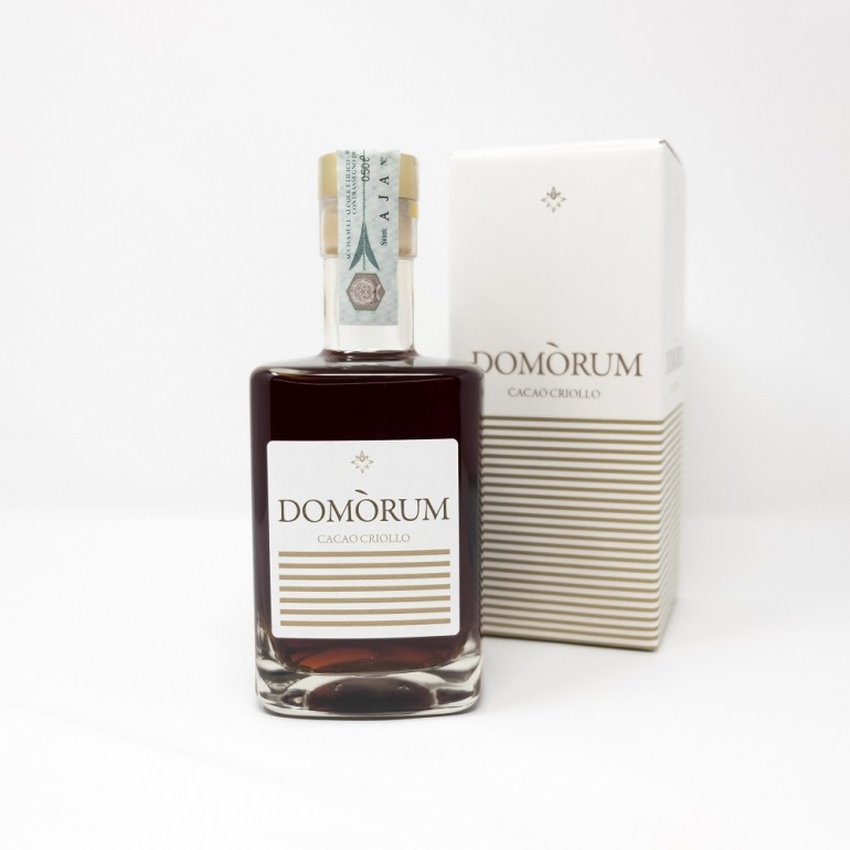 Domorùm - Criollo infused...