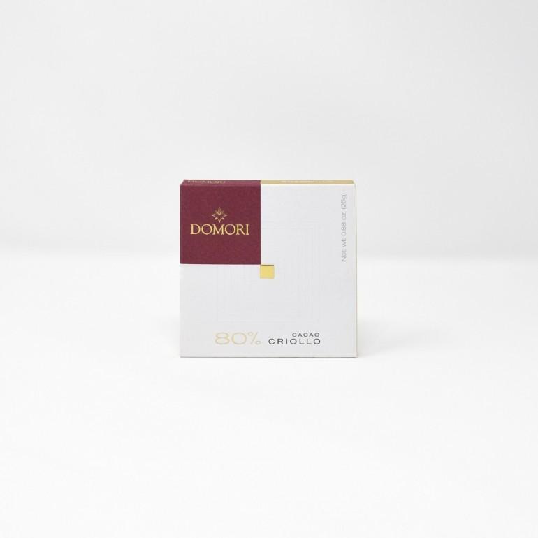 Tavoletta Criollo 80%